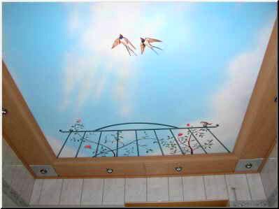 Beispiele Decken | Schreinerei Helmut Wollscheid